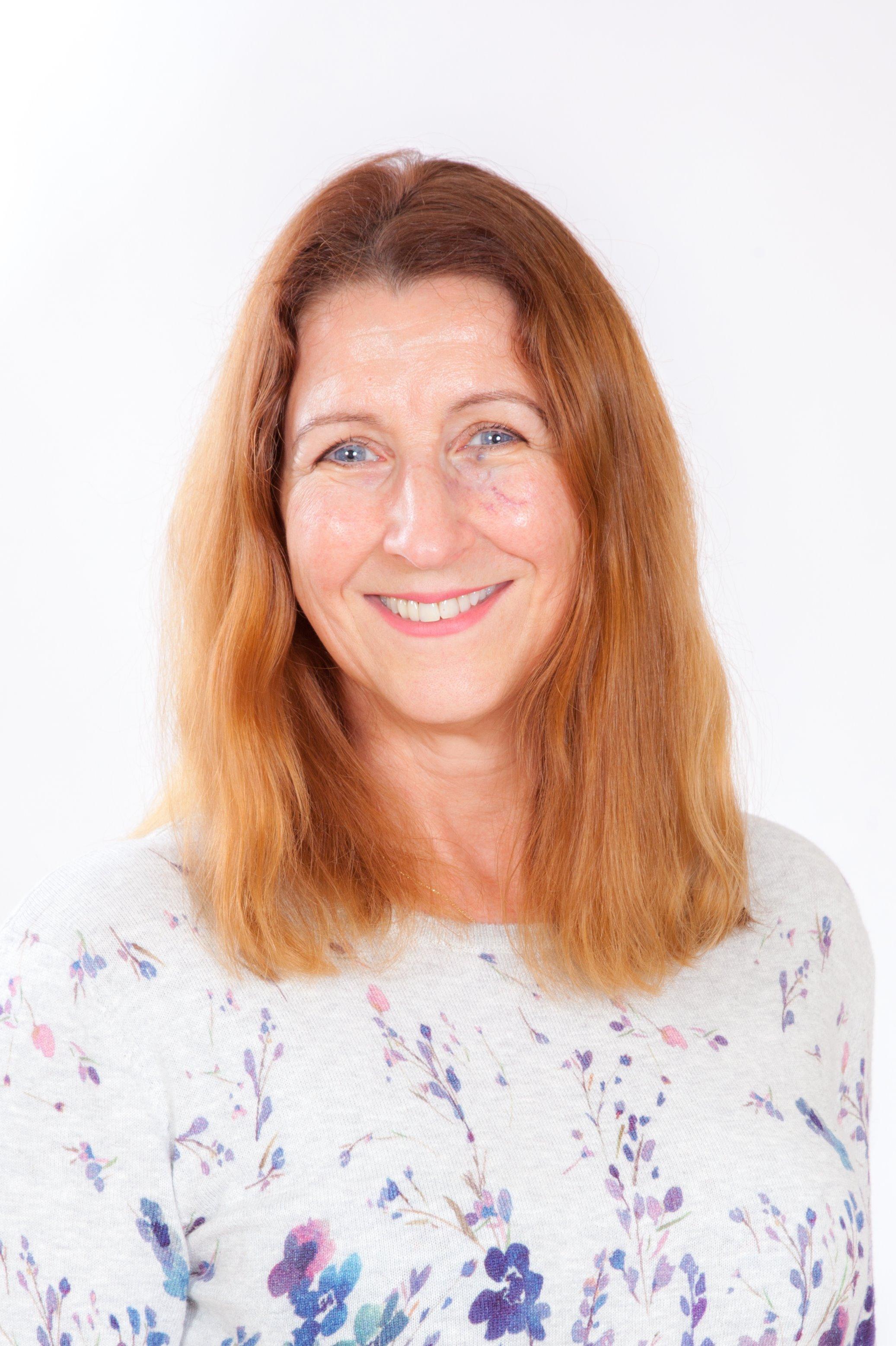 Fiona Caldecott at Chester Business Show